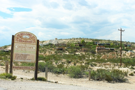 Welcome to Terlingua Ghost Town